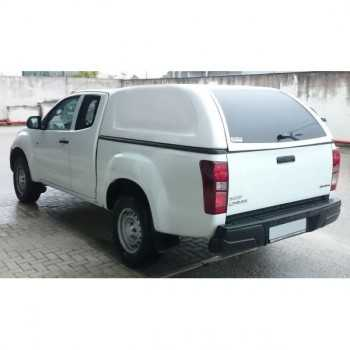 Hard top star-lux s/vitres laterales Isuzu D-Max space cabine 03-2017+