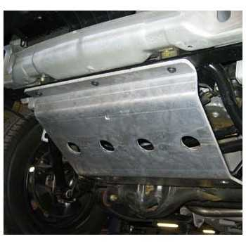 Blindage moteur aluminium Suzuki Jimny DDSI diesel jusqu'à 2005