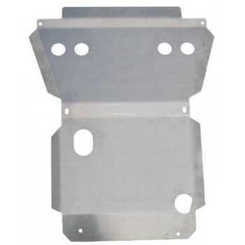 Blindage moteur aluminium Isuzu D-Max 2007-2012
