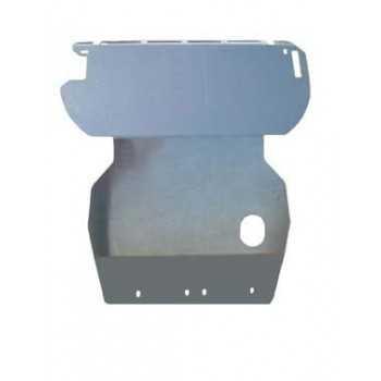 Blindage moteur aluminium Hyundai Galloper