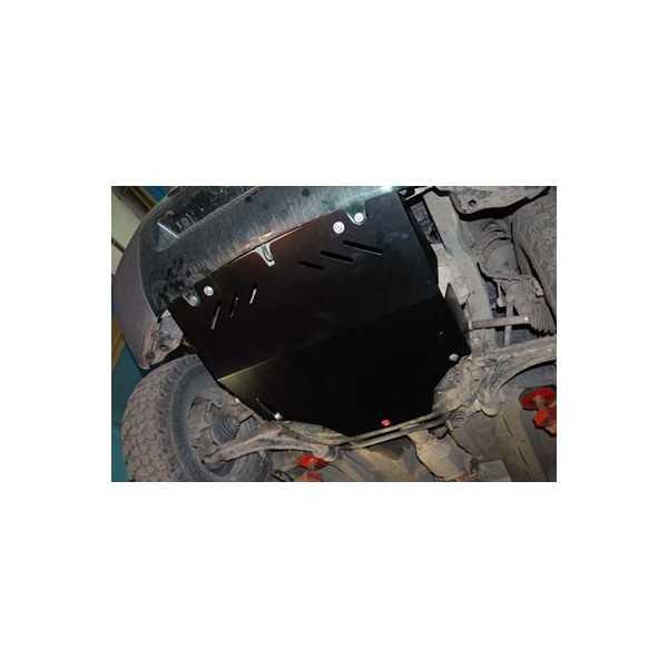 Blindage moteur aluminium LAND ROVER FREELANDER 1998-2001