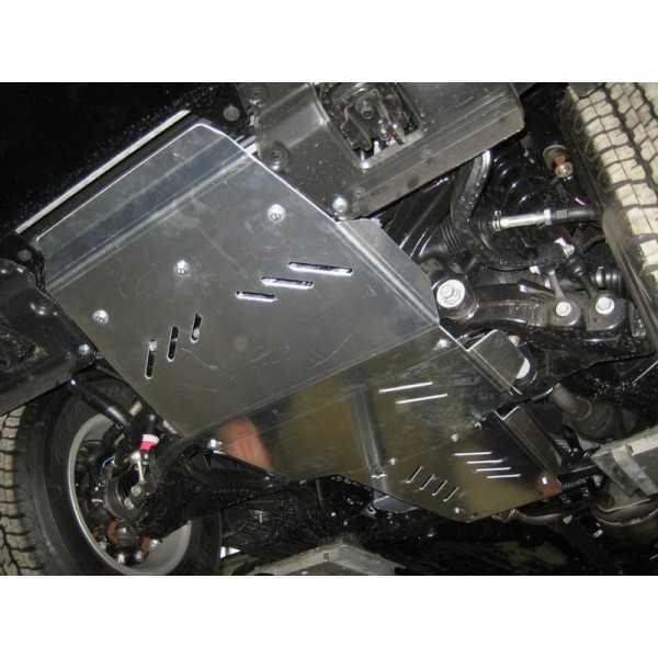 Blindage moteur aluminium TOYOTA VDJ200 2007-