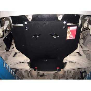 Blindage moteur acier Toyota HDJ100 1998-2007