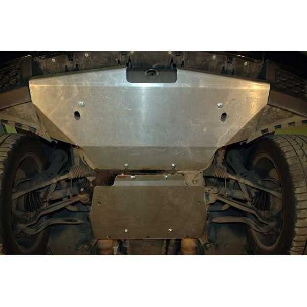 Blindage moteur aluminium Range Rover L322 4L2 2002-2013