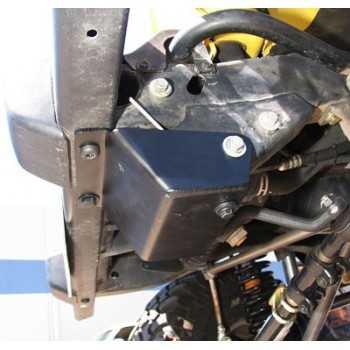 Blindage boitier de direction acier Jeep Wrangler TJ 97-06