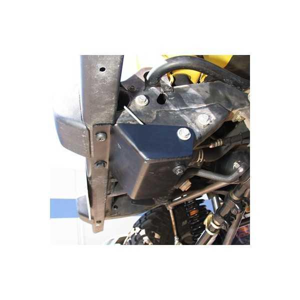 Blindage de boitier de direction acier Jeep Wrangler TJ 97-06