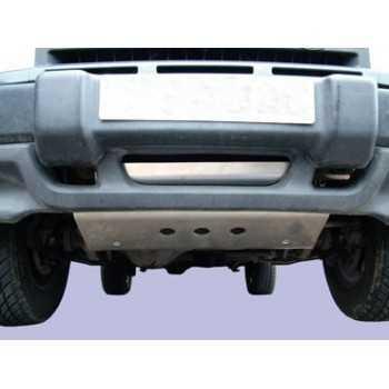 Blindage moteur aluminium DISCOVERY 1 / RANGE ROVER CLASSIC 1986-1995