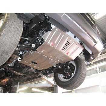 Blindage moteur aluminium TOYOTA KDJ 150-155 2010 - 3.0 L TD