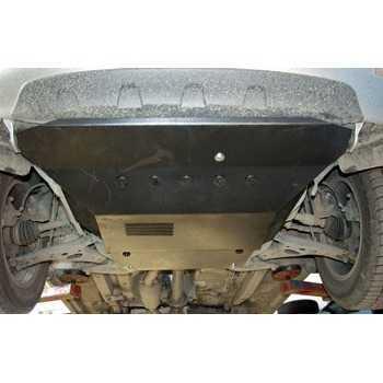Blindage moteur acier Toyota Rav 4 06/2000-11/2005