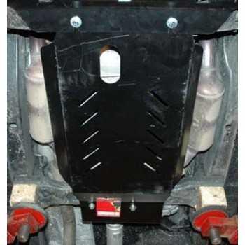 Blindage BV+BT acier Jeep Cherokee KK/KJ 2L8 CRD-3L7 V6 2005-