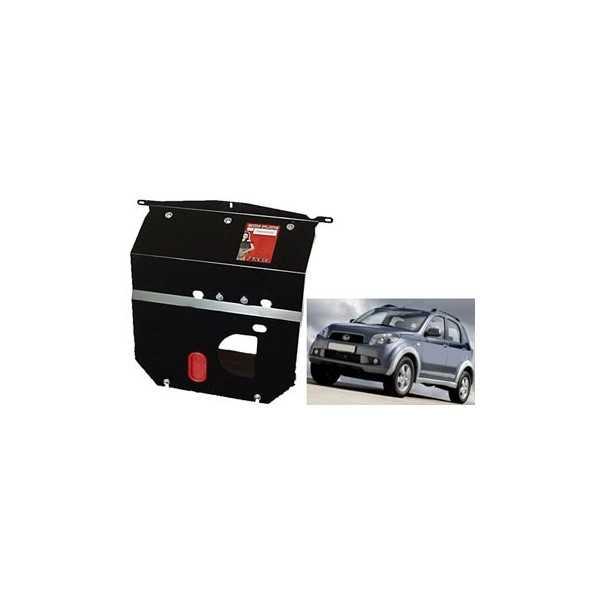 Blindage acier moteur acier Daihatsu Terios 2006-