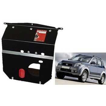 Blindage moteur acier Daihatsu Terios 2006-