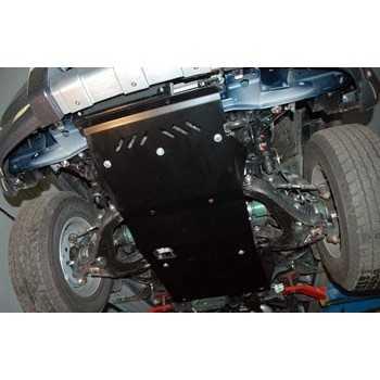 Blindage moteur aluminium FORD RANGER 2007-2012