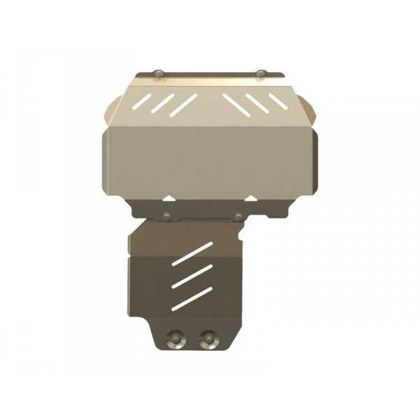 Blindage moteur aluminium FORD RANGER 2012+