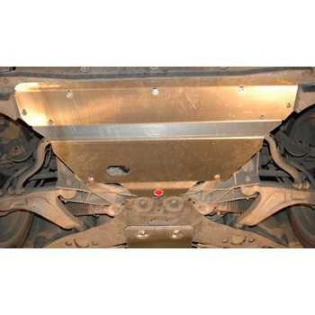 Blindage moteur aluminium INFINITI FX35 2008-