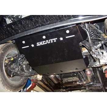 Blindage moteur acier Dodge Nitro KJ 2005+