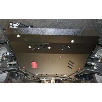 Blindage moteur aluminium JEEP COMPASS 2006-