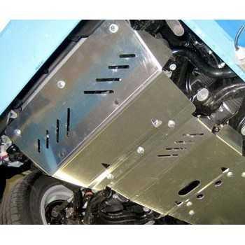 Blindage moteur aluminium LEXUS GX 2009-