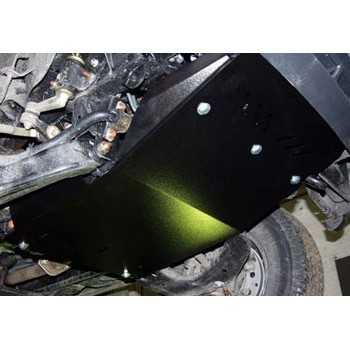 Blindage moteur aluminium MAZDA B2500 1999 à 2005