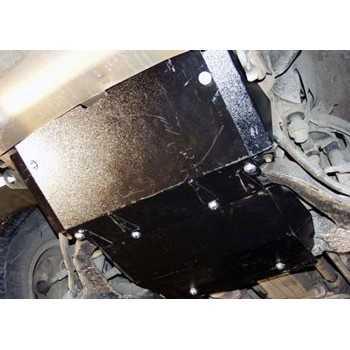 Blindage moteur aluminium MITSUBISHI PAJERO SPORT 1998-2005