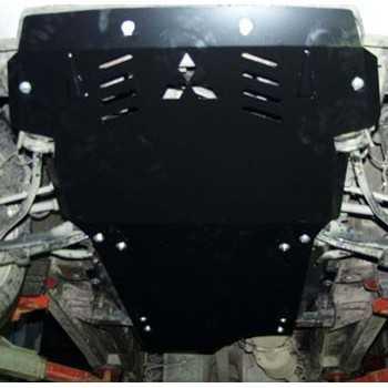 Blindage moteur aluminium MITSUBISHI PAJERO PININ 1999-