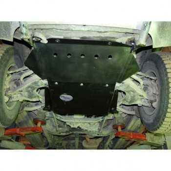 Blindage moteur acier Nissan Terrano II 01-1993 - 2002