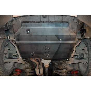 Blindage moteur acier Chevrolet Captiva 2011-