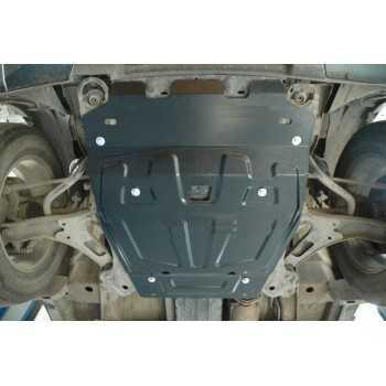 Blindage moteur acier Suzuki Grand Vitara 10/2005-