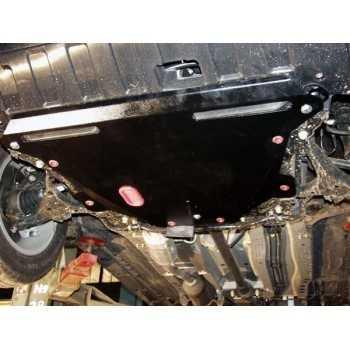 Blindage moteur acier Honda CR-V 07/2002-2007