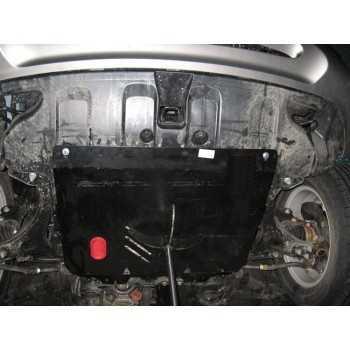 Blindage moteur acier Hyundai IX 55 10-2009+