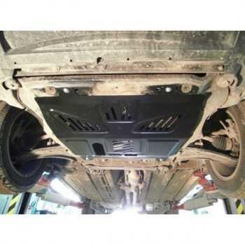 Blindage moteur acier Renault Koleos 2008-