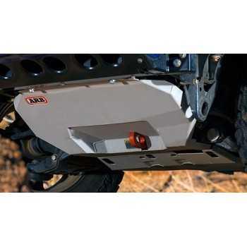Blindage ARB acier complet av et ar Ford Ranger 2012-2020