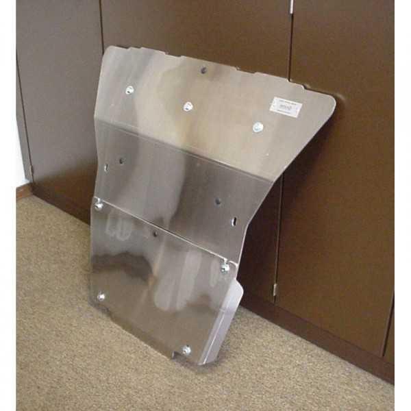 Blindage boite de vitesse aluminium RASTA LAND ROVER DISCOVERY 4