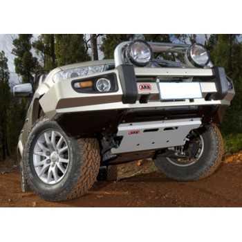 Blindage ARB aluminium complet av et ar Mitsubishi L200 2006+
