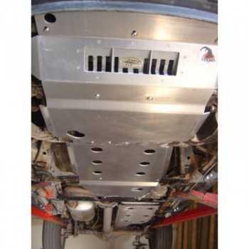 Blindage aluminium RASTA complet av et ar Nissan Pathfinder 2005+