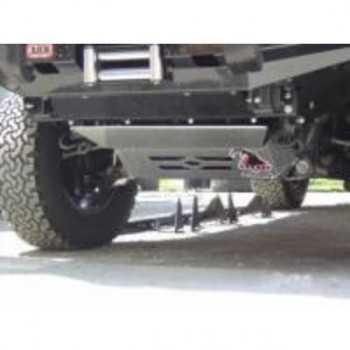 Blindage aluminium moteur RASTA Toyota Hilux Vigo 2005+