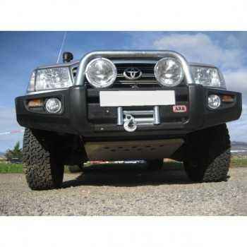 Blindage aluminium moteur ARB Toyota HDJ 100