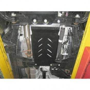 Blindage bv+bt acier Ford Ranger 2012-