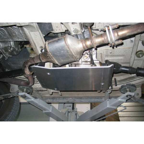 Blindage aluminium boite de transfert Suzuki Samourai