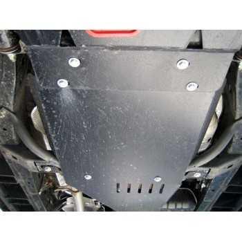 Blindage bv+bt aluminium Toyota KDJ 120-125