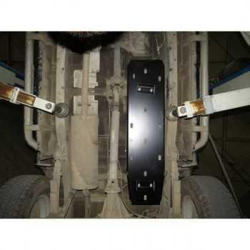 Blindage reservoir acier Ford Ranger 2012-