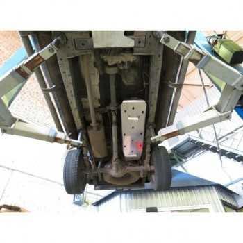 Blindage reservoir alu FORD RANGER 2012-