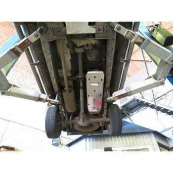 Blindage reservoir aluminium Ford Ranger 2012-