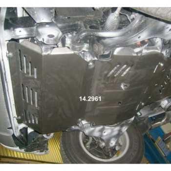 Blindage aluminium moteur Mitsubishi L200 2015+