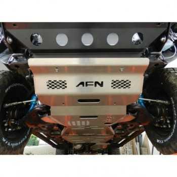 Blindage moteur aluminium AFN Toyota Hilux Revo 2016-