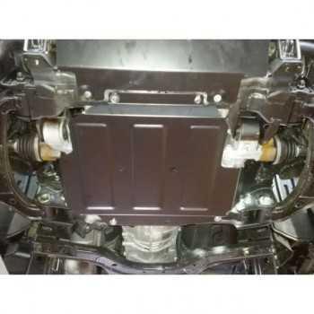 Blindage moteur aluminium NISSAN NAVARA NP300 2016-
