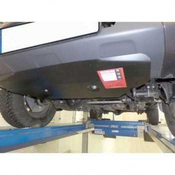 Blindage aluminium radiateur Suzuki Jimny 1,3L 1,5 L 2003+