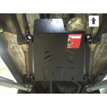 Blindage aluminium bv+bt Suzuki Jimny 09-1998+
