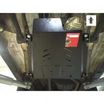 Blindage bv+bt aluminium Suzuki Jimny 09/1998+