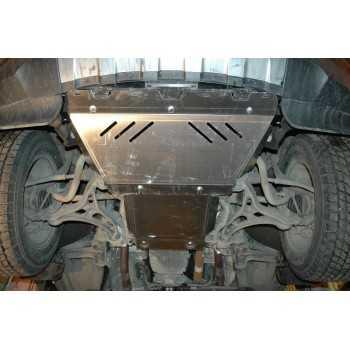 Blindage aluminium moteur Jeep Grand Cherokee WL-WK 12-2010-